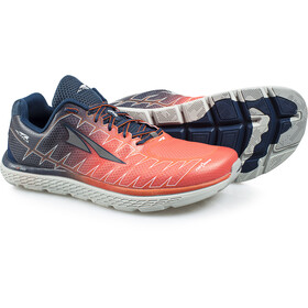Altra One V3 - Chaussures running Homme - orange/bleu